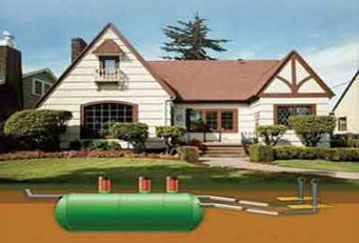 Как сделать внешнюю канализацию в приватном жилище