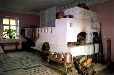 Как самому отремонтировать кирпичную печь на даче