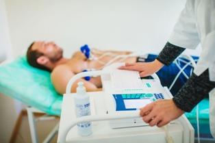 ЭКГ — хороший способ проверить сердце