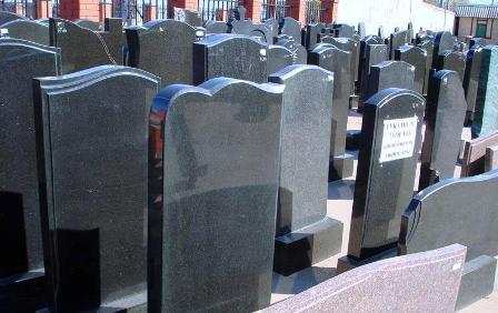 Виды памятников на могилу